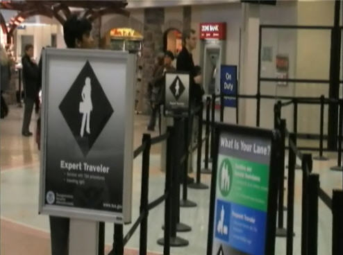 "Are You Skilled Enough For The TSA's ""Black Diamond"" Security Line?"