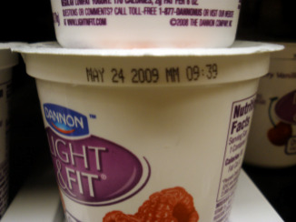 Grocery Store Just Can't Stop Selling Expired Yogurt
