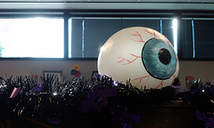 Homeland Security Wants To Look Deep Into Your Eyes… To Scan Them For Their Records