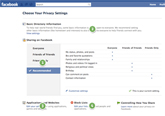 How To Use Facebook's New Privacy Controls