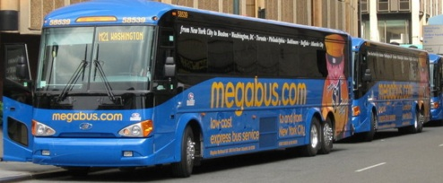 Megabus Might Honor Your Prepaid Reservation, But Only If You Chase The Bus Halfway Across Philadelphia