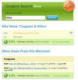 FatWallet Launches Coupon Search