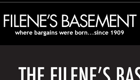 Filene's Basement Stores To Close Doors Forever
