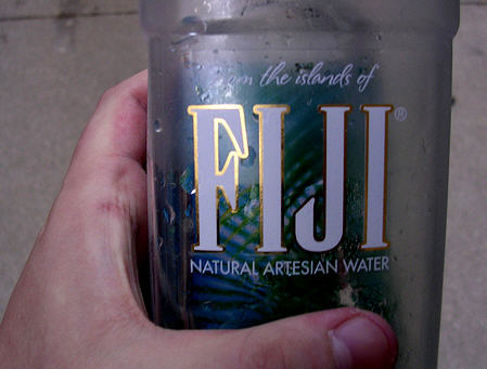 It's Easier For You To Drink Fiji Water Than It Is For Most People From Fiji