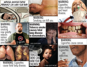 FDA Unveils New Tobacco Warning Labels For Teens To Laugh At While They Smoke