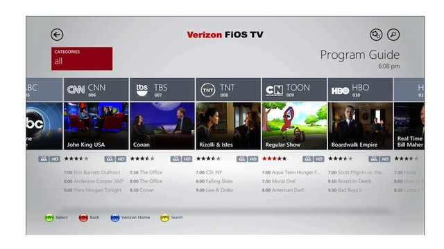 FiOS Bringing 26 Channels Of Live TV To Xbox 360
