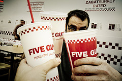 Five Guys Opened Four Times As Many New Restaurants As McDonald's In 2010