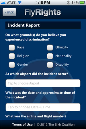 Fight Discriminatory TSA Profiling With Your Smartphone