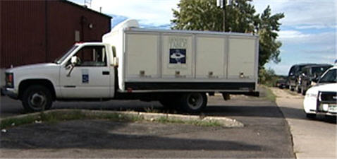Joyriding Jerks Steal Food Bank Truck, Ruin 1 Ton Of Food For No Reason