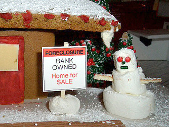 Not Having A Mortgage Doesn't Stop Bank Of America From Foreclosing