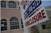Foreclosures Up 115% From Last Year