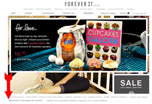 98,930 Affected In Forever 21 Data Breach