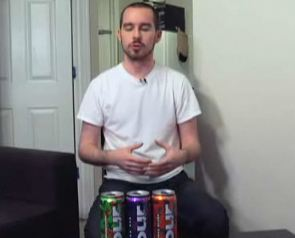 Watch A Man Subject Himself To Four Loko In The Name Of Journalism