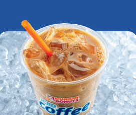 Free Small Dunkin' Donuts Iced Coffee Today (Select Markets)