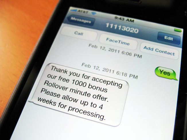 AT&T Bribes Users With 1000 Free Rollover Minutes
