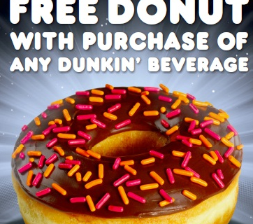 It's National Doughnut Day, So Get Your (Possibly) Free Doughnuts