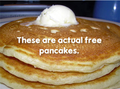 National Pancake Day! Free Pancakes Today Only At IHOP