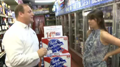 Pabst Distributor Replaces Beer Stolen At Forkpoint From College Student