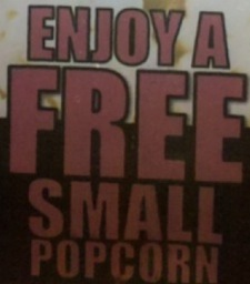 AMC Guarantees Upsell Or Your Popcorn Is Free