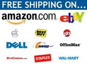 Just Shop For Items With Free Shipping