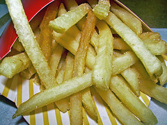Police Called Over McDonald's French Fry Dispute