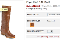 Quick, Buy These Boots While They're More Expensive Than They Used To Be!