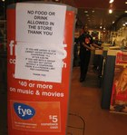 FYE: No Kids Under 18 Allowed Until After 4 P.M.
