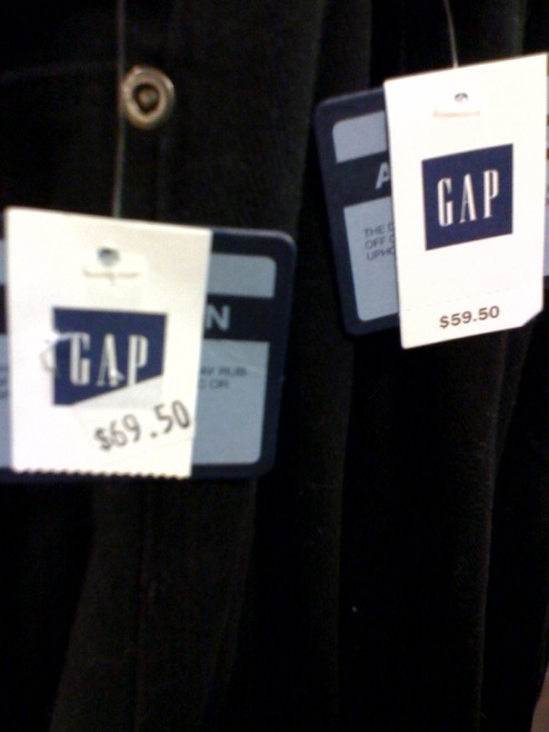 These Gap Pants Are On Sale For Ten Dollars More Than The Original Price