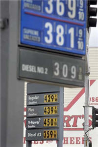 Shell Station Owner Raises Gas Prices In Protest Against Shell