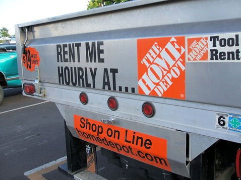 Home Depot Fires Four Corrupt Managers After Receiving Anonymous Tip