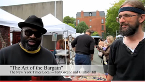 Tips On Haggling From The Particular People At The Brooklyn Flea Market