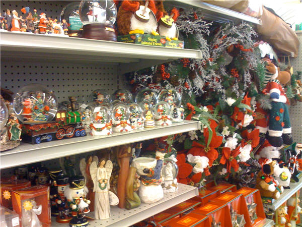 Merry September! Christmas Is In Full Swing At Rite Aid!