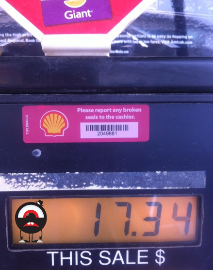 Those Anti-Skimming Gas Pump Stickers Don't Work If You Do It Like This