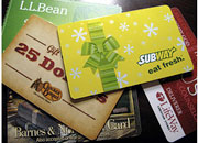 New Jersey Wants To Balance Budget With Your Gift Cards