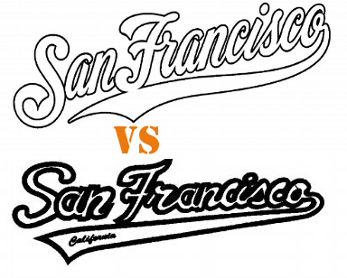 "SF Giants, MLB Sued Over ""San Francisco"" Logo"