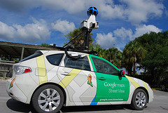 FCC Report Says Google Knew It Was Collecting Data With Street View Cars