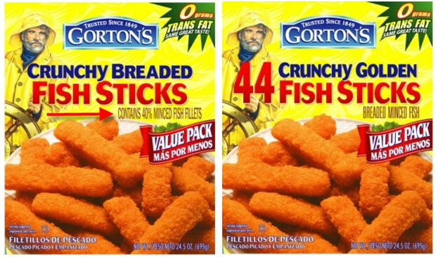 Gorton's Wants To Know If You Noticed Anything Fishy About Their Fish Sticks
