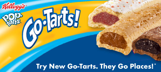 Go-Tarts Blithely Indifferent To Own Sucking