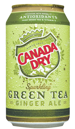 FDA Warns Canada Dry, Lipton Against Making Health Claims On Green Tea Drinks