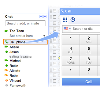 Google Continues Free Voice Calls To U.S. & Canada Through 2012