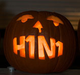 Least Delicious Halloween Treat: H1N1 Virus