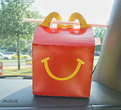 CSPI Wants To Make Your McDonald's Happy Meal Sad