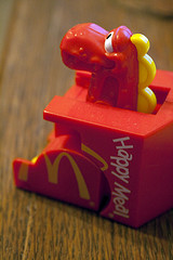 CSPI Makes Good On Threat To Sue McDonald's Over Happy Meals