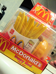 "McDonald's: Happy Meal Lawsuit Should Be Dismissed Because Parents Can Always Tell Kids ""No"""