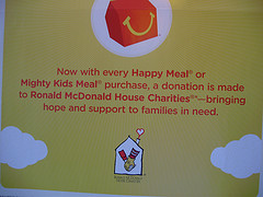 Why Won't McDonald's Give My Kid A Cup Of Water With Her Happy Meal?
