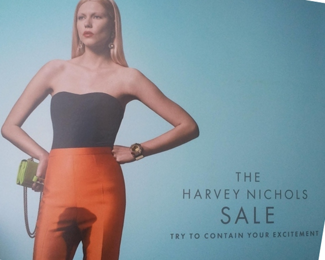 Department Store Ad Goes After Coveted Incontinent-But-Stylish Demographic