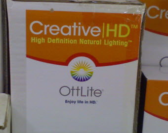 Behold, 'HD Lighting'