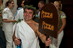 $568 To Change A US Airways Flight? Complain And Get Transferred To Little Caesar's Pizza
