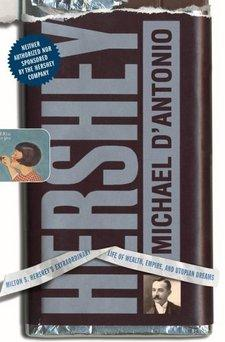 Hershey Sues Over Candy Book Cover