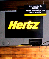 Hertz To Compete With Zipcar For Hourly Car Rentals